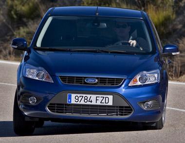 Ford Focus. Modelo 2008.