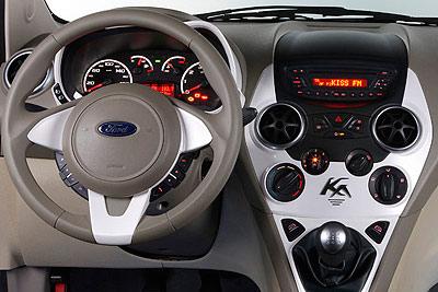 Ford Ka. Modelo 2009.
