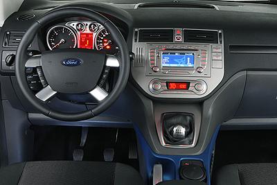 Ford Kuga. Modelo 2008.