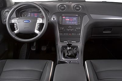 Ford Mondeo. Modelo 2011.