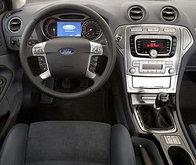 Ford Mondeo. Modelo 2007.