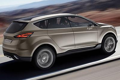 Ford vertrek. Prototipo 2011
