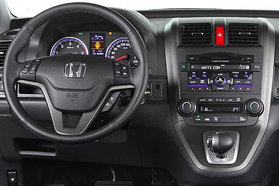 Honda CR-V. Modelo 2010.