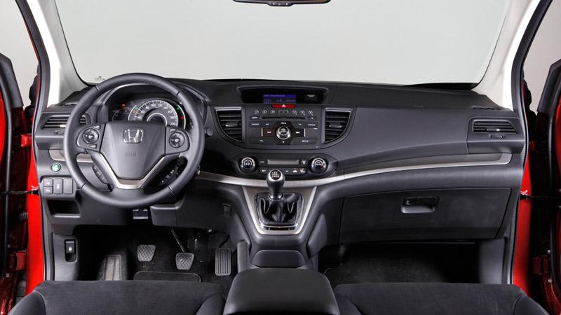 Honda CR-V 2013 Interiors