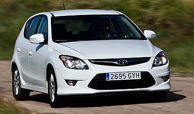 Hyundai i30. Modelo 2010