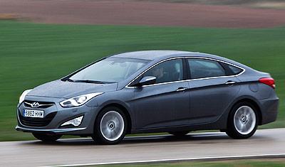 Hyundai i40 CW. Modelo 2011