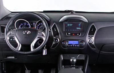 Hyundai ix35. todoterreno, motor, habitaculo, maletero, equipamiento