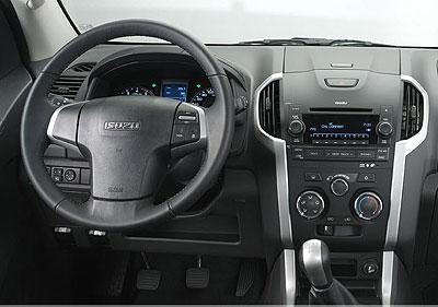 Isuzu D-MAX. Modelo 2012.