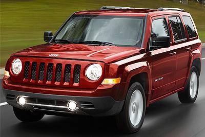 Jeep Patriot. Modelo 2011.