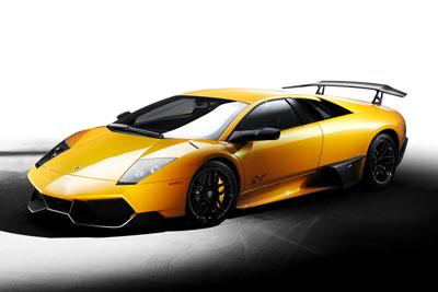 Lamborghini Murciélago LP 670-4 SuperVeloce. Modelo 2010.