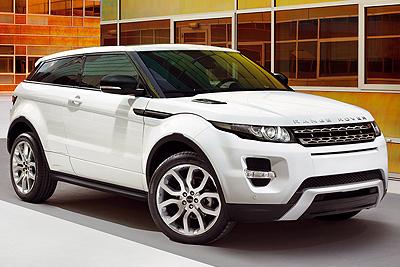 Land Rover Range Rover Evoque. Modelo 2012.