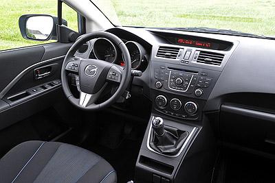 Mazda 5. Modelo 2011.