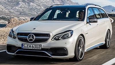 Mercedes-Benz Clase E ...