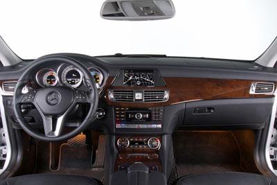 Mercedes-Benz CLS. Modelo 2011.