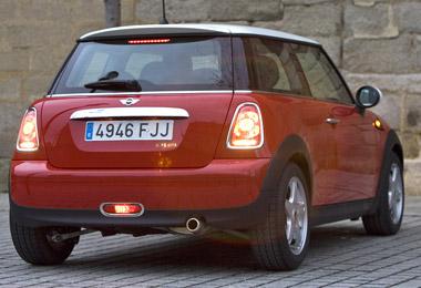 MINI. Modelo 2007.