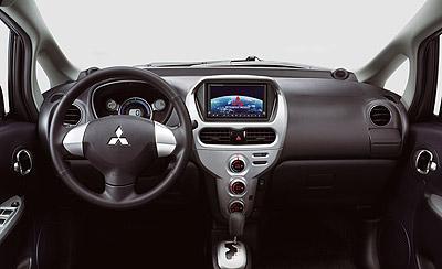 Mitsubishi i-MiEV. Modelo 2011.