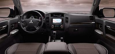 Mitsubishi Montero. Modelo 2010.