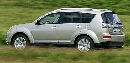 Mitsubishi Outlander. Modelo 2007