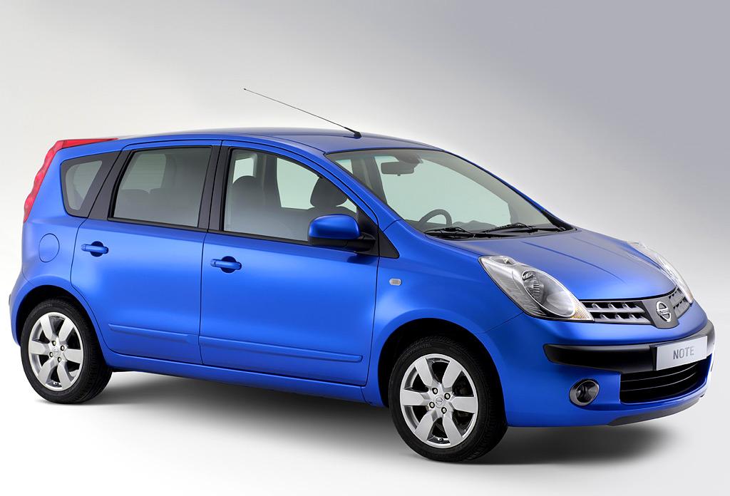 Nissan Note - Fotos de coches - Zcoches