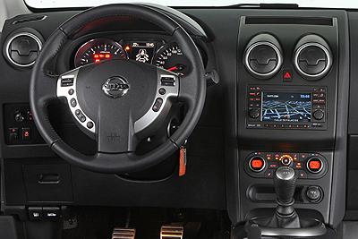 Nissan Qashqai. Modelo 2010