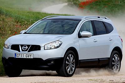 Nissan Qashqai+2. Modelo 2010