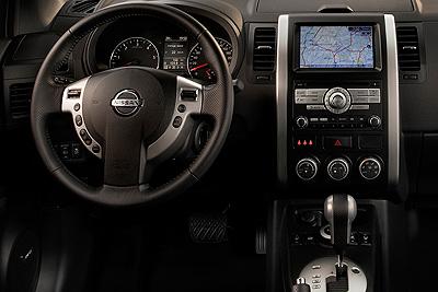 Nissan X-TRAIL. Modelo 2011.