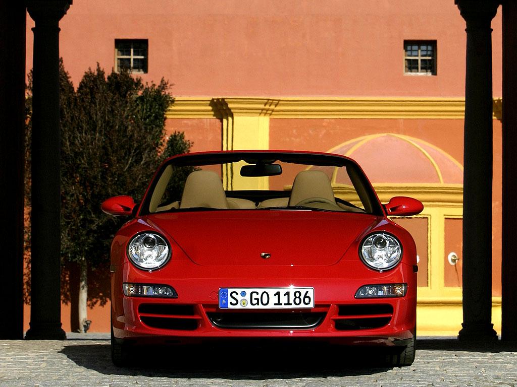 波子 911 Cabriolet 开篷跑车 - 听雪 - 听雪。。。的声音