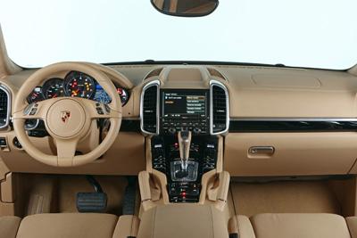 Porsche Cayenne. Modelo 2010