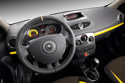 Renault Clio Renault Sport. Modelo 2009.