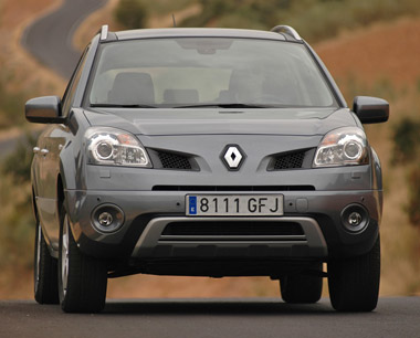 Renault Koleos 2.0 dCi 150 CV. Modelo 2008.