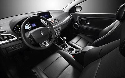 Renault Mégane Coupé. Modelo 2009