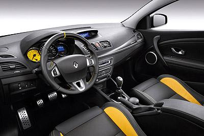 Renault Mégane Renault Sport. Modelo 2009