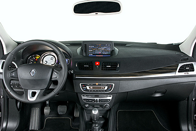 Renault Megane Sport Interior Interior Renault Megane Sport