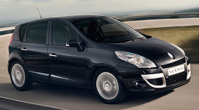 Renault Scénic. Modelo 2009.