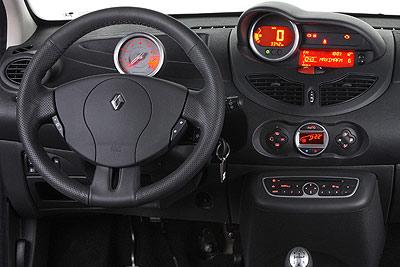 Renault Twingo. Modelo 2007.