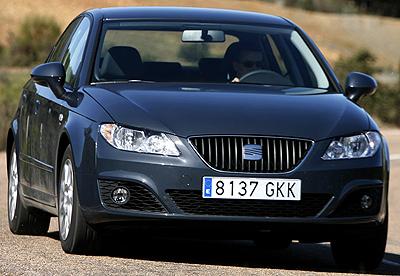 SEAT Exeo. Modelo 2009