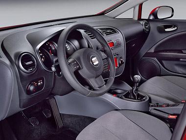 SEAT León. Modelo 2008