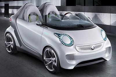 smart forspeed. Prototipo 2011.