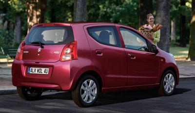 Suzuki Alto. Modelo 2009