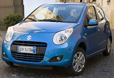 El Suzuki alto es el turismo más barato que se vende en España actualmente.