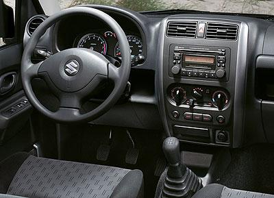 Suzuki Jimny. Modelo 1999