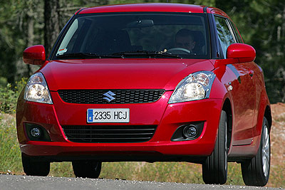 Suzuki Swift. Modelo 2010.