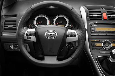 Toyota Auris. Modelo 2010.