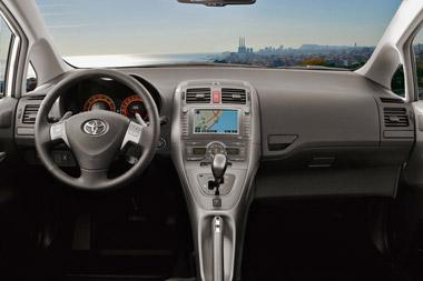 Toyota Auris. Modelo 2007