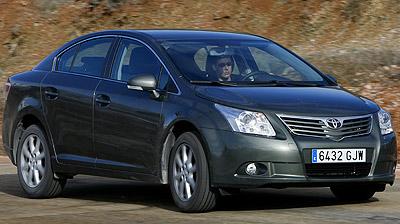 Toyota Avensis. Modelo 2009