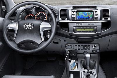 Toyota Hilux. Modelo 2012.