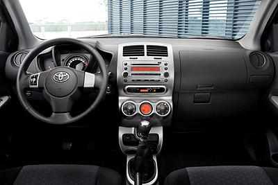 Toyota Urban Cruiser. Modelo 2009