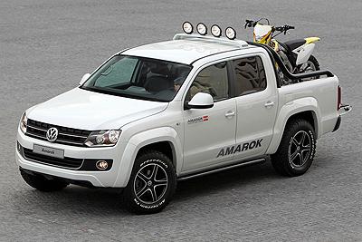 Volkswagen Amarok. Modelo 2011.