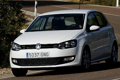 Vokswagen Polo. Modelo 2009.