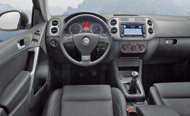 Volkswagen Tiguan. Modelo 2008.